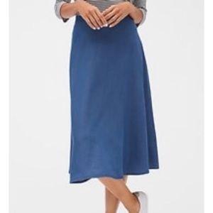 GAP Midi Skirt Tencel